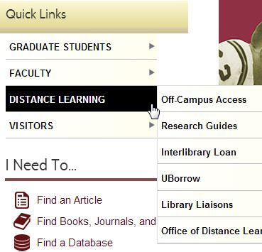 Florida State University website